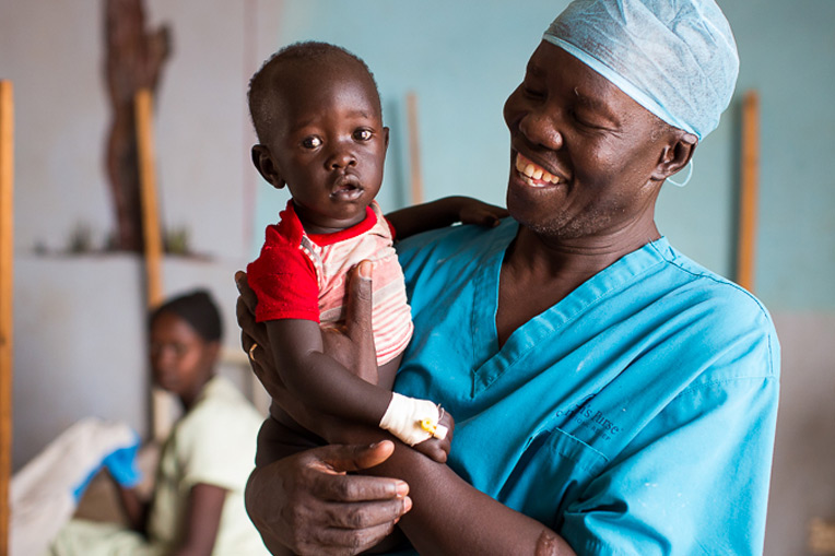 Dr. Atar has served refugees and residents in Sudan and South Sudan for two decades.