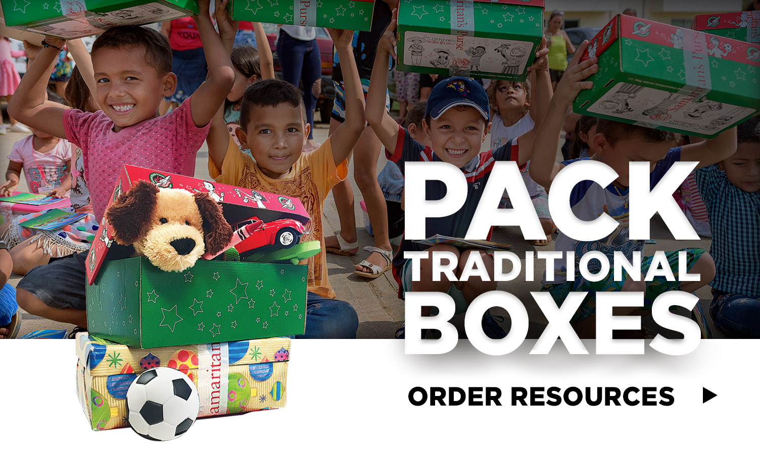 traditional packing order resources