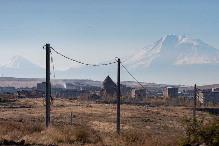 The region where we are providing relief is a place of Biblical proportions, in sight of Mount Ararat– named in Genesis as the resting place of Noah's Ark